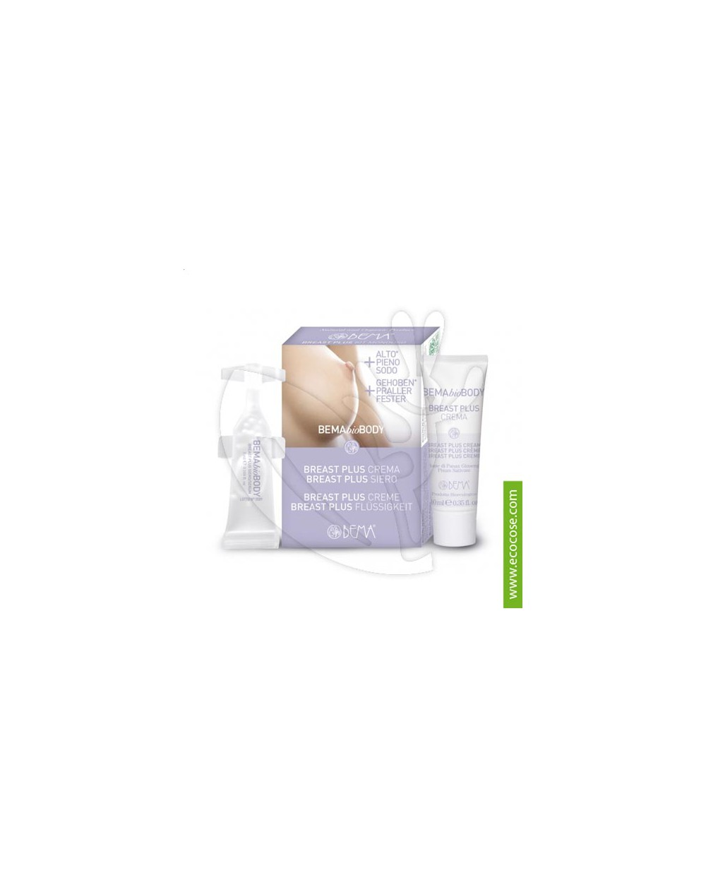 Bema Bio Body - Breast Plus Kit Monouso