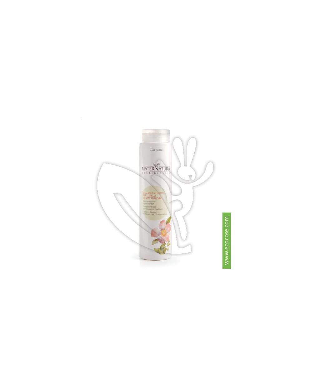 Maternatura - Shampoo al Cisto per capelli grassi