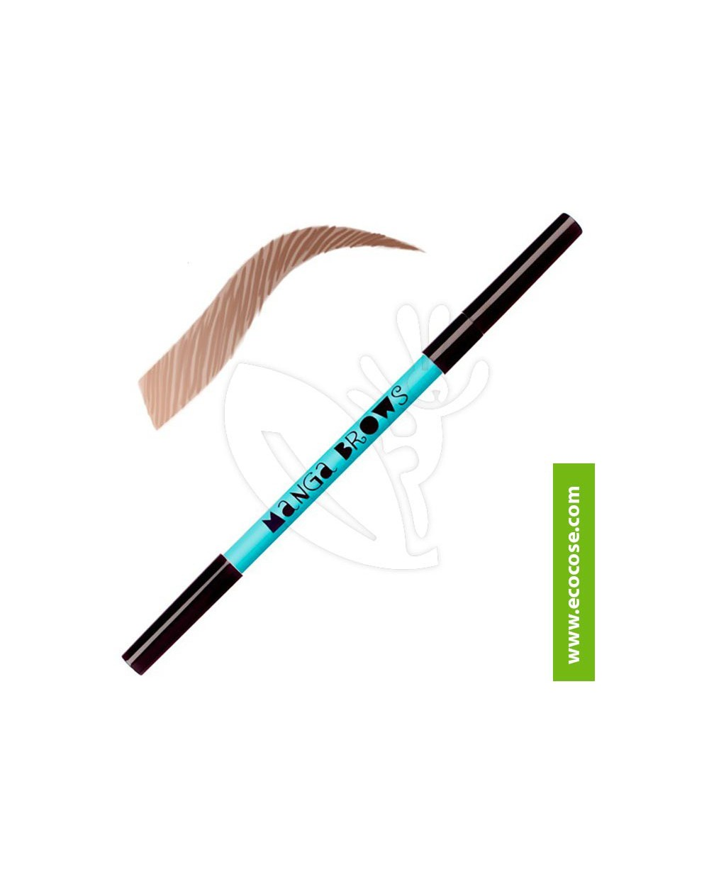Neve Cosmetics - Manga Brows warm blonde & soft brown