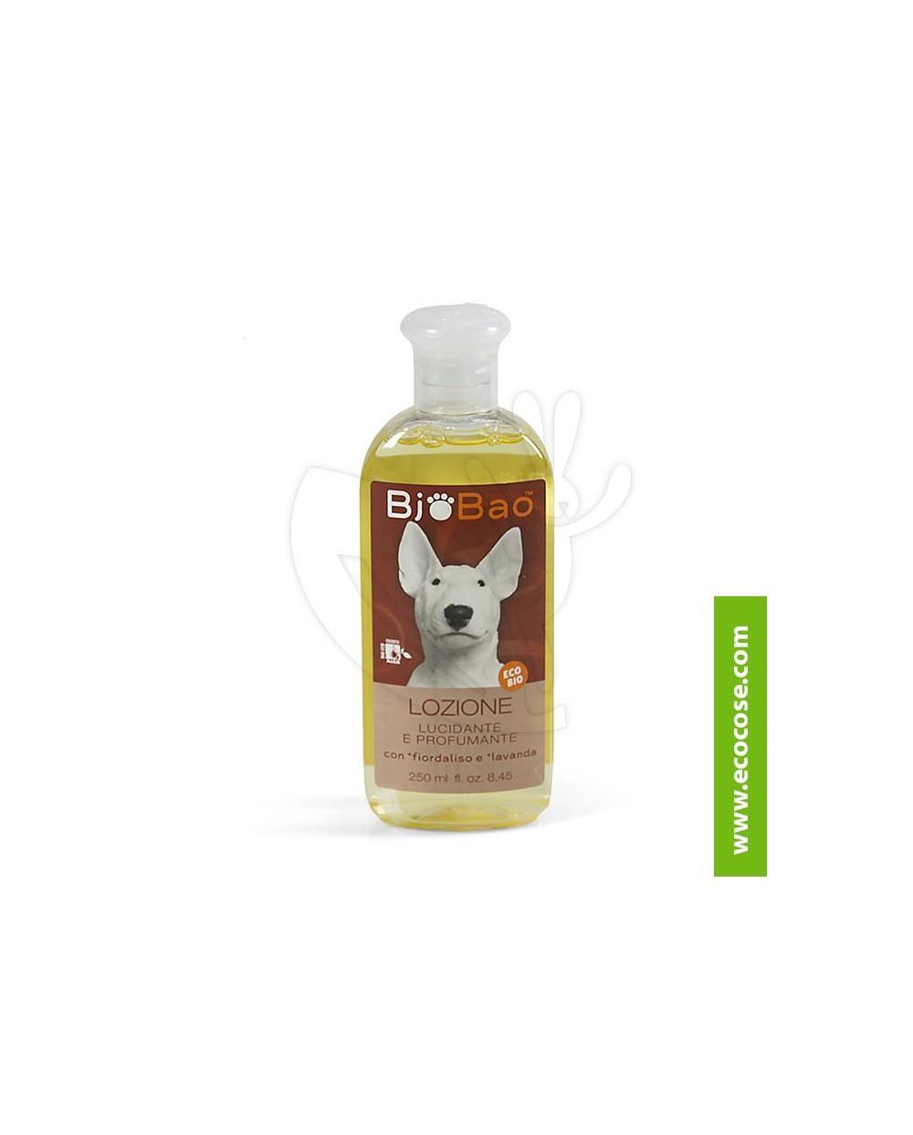 BjoBao - Lozione Lucidante e Profumante Cane