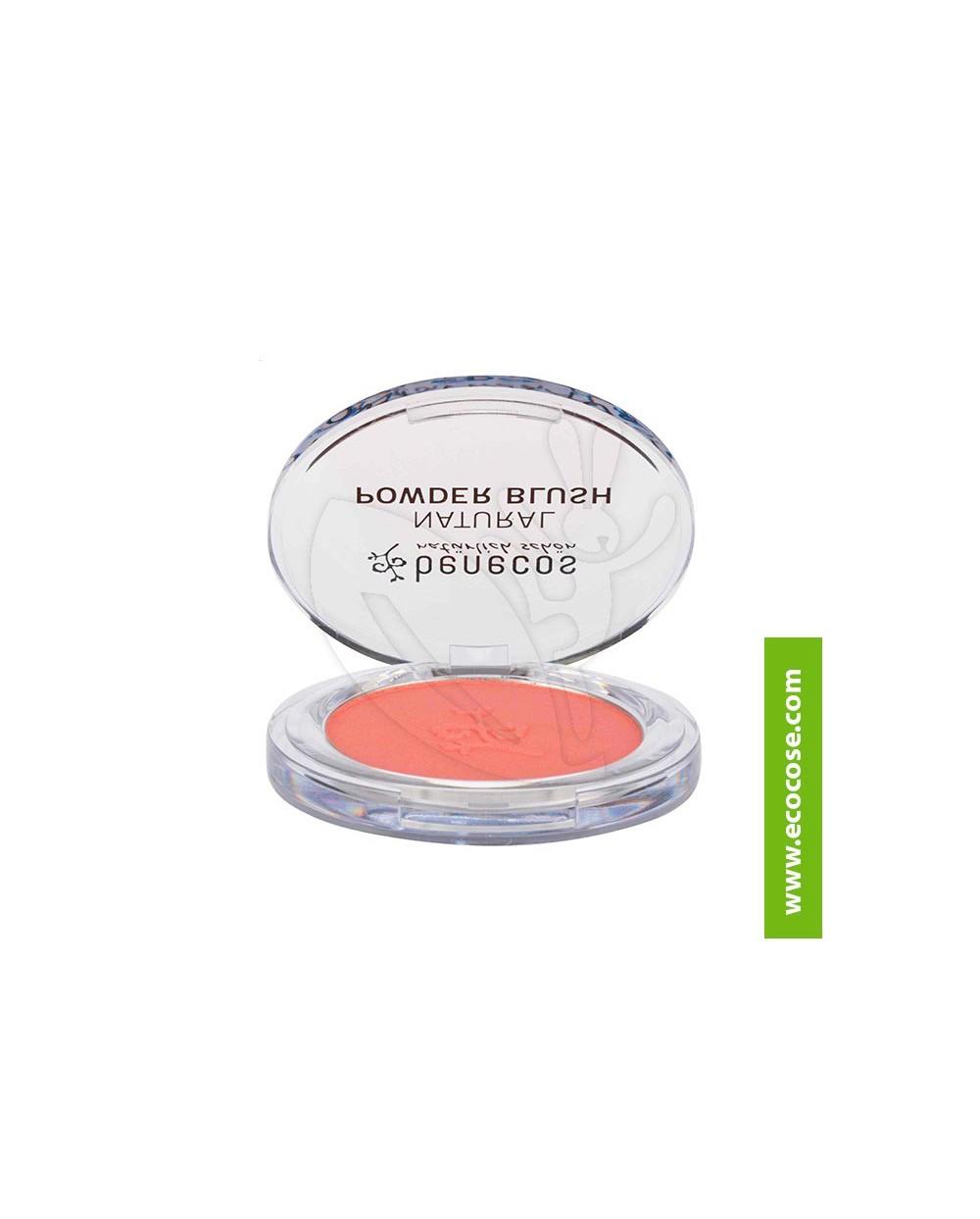 Benecos - Fard Naturale Compatto - Sassy Salmon