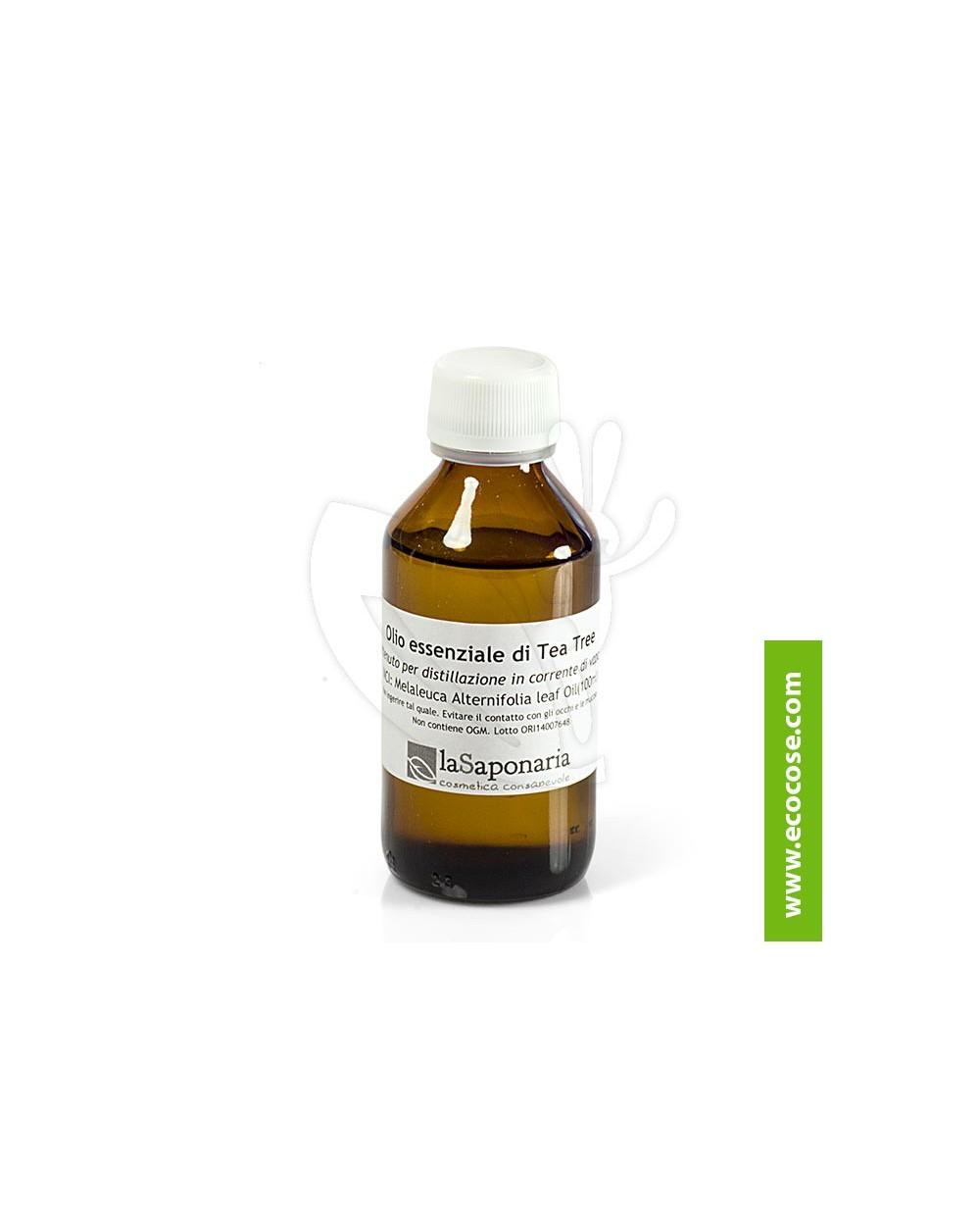 La Saponaria - Olio essenziale di Tea Tree 100 ml