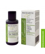 Bioearth - Olio essenziale biologico di Tea Tree 30 ml