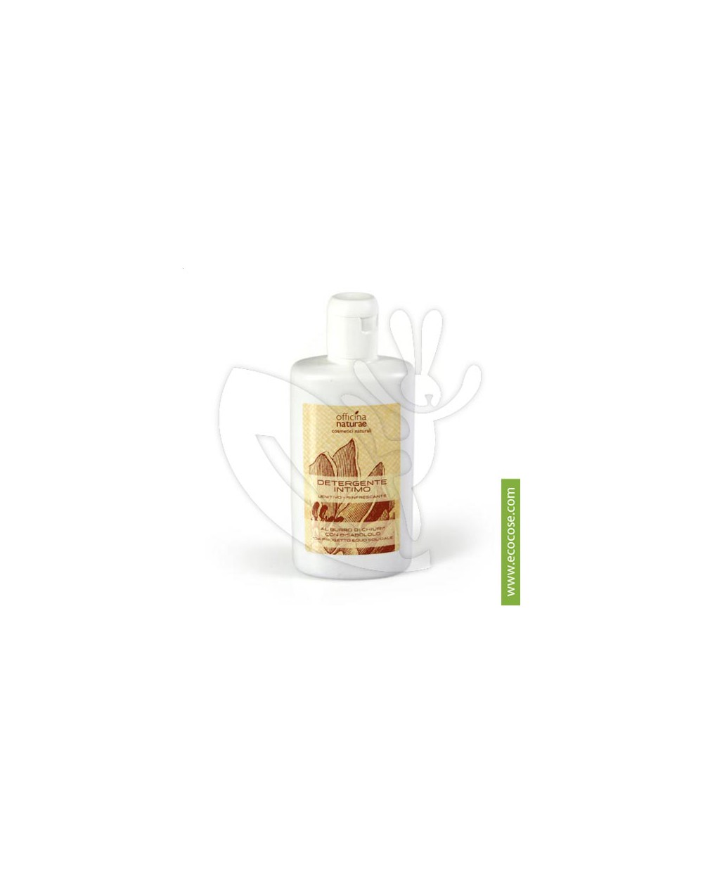 Officina Naturae - Detergente intimo al Burro di Chiuri