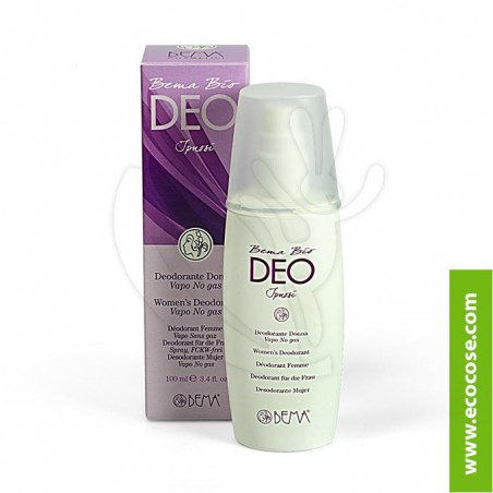 Bema Cosmetici - Bema Bio Deo Spray Donna - Ipnosi