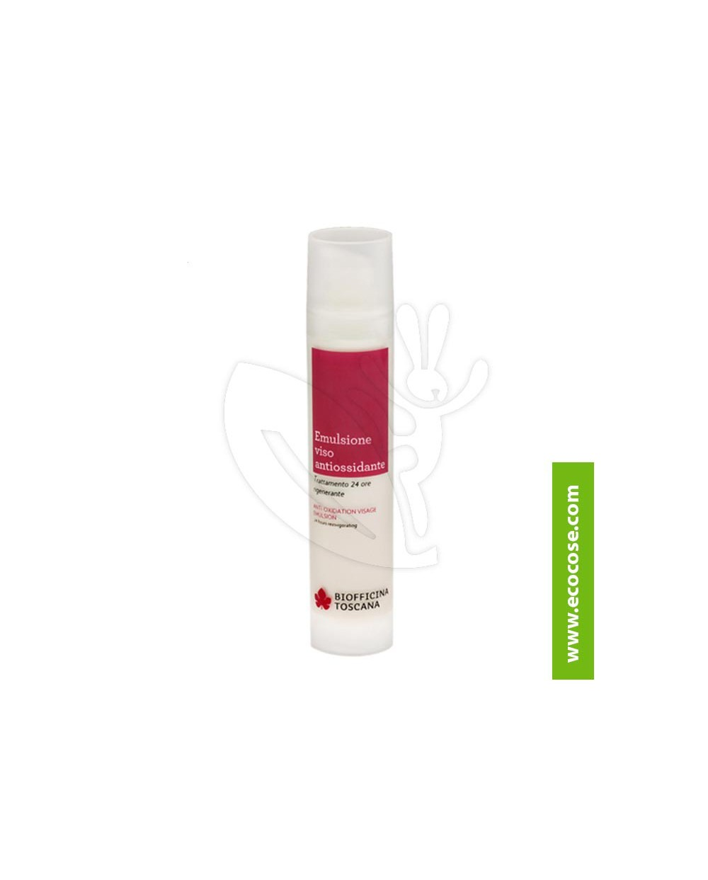 Biofficina Toscana - Emulsione viso antiossidante NUOVA FORMULA