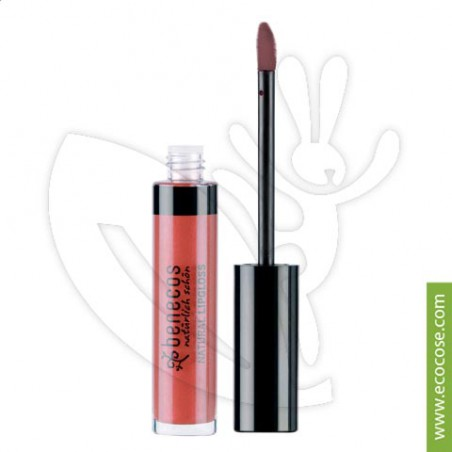 benecos Lip Gloss flamingo