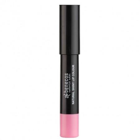 Benecos Shiny Natural Lip Colours - Pretty Daisy