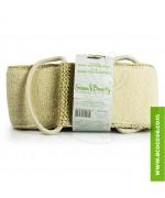 Greenatural - Striscia con manopole in Agave e Cotone