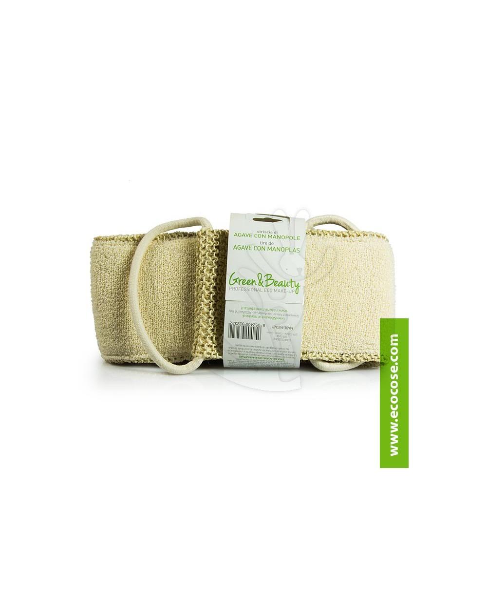 Green&Beauty - Striscia con manopole in Agave e Cotone
