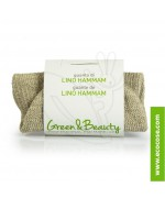 Greenatural - Guanto in lino Hammam