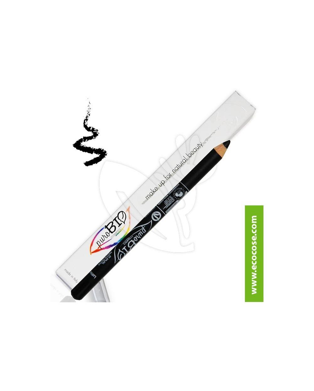 PuroBIO Cosmetics - Matita Biologica Occhi 01 Nero