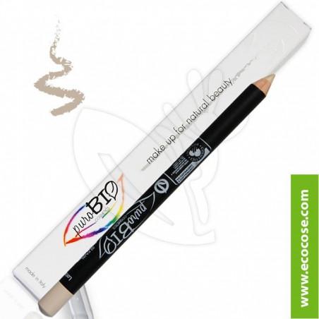 PuroBIO Cosmetics - Matita Biologica Occhi-Labbra 02 Avorio