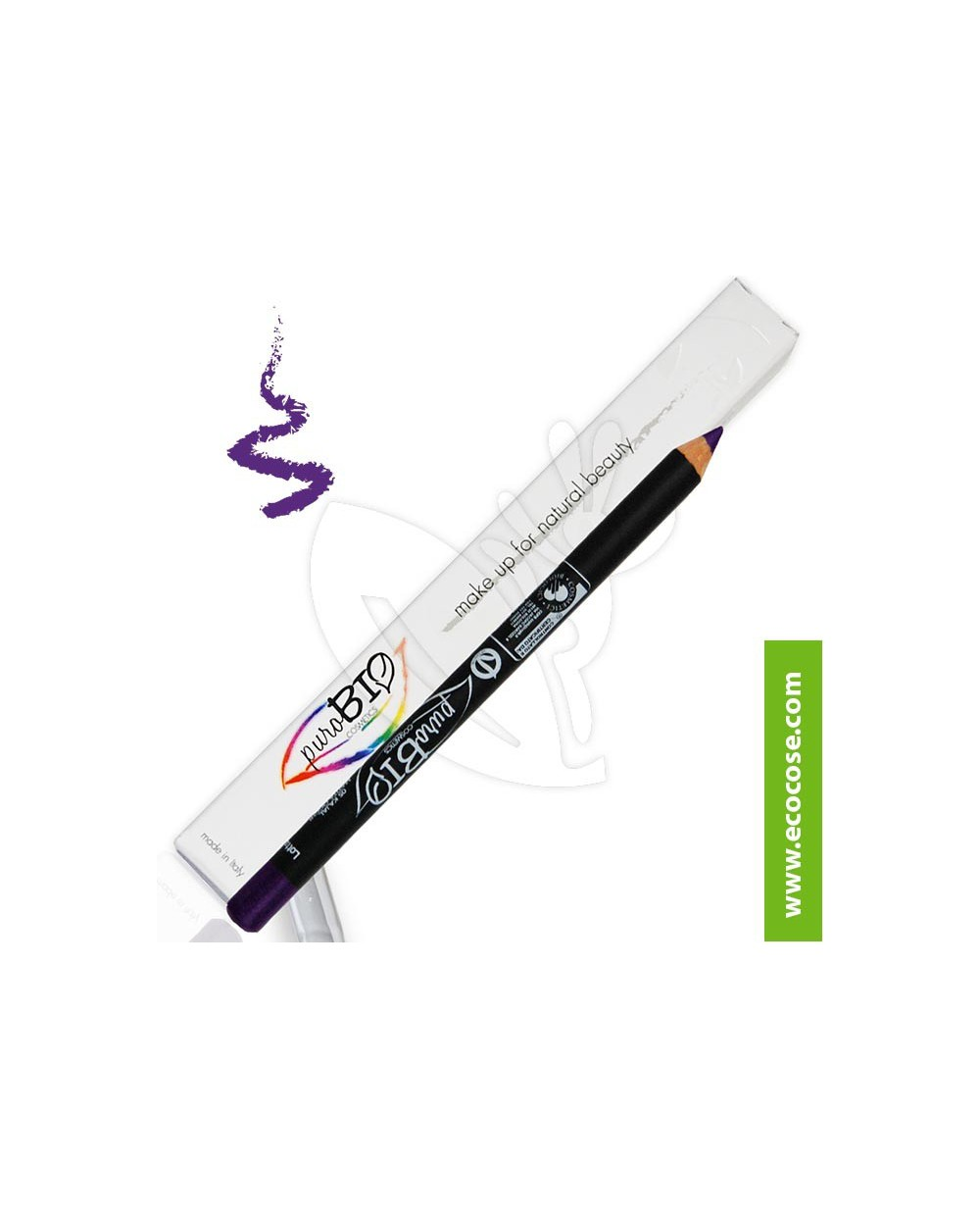 PuroBIO Cosmetics - Matita Biologica Occhi 05 Viola