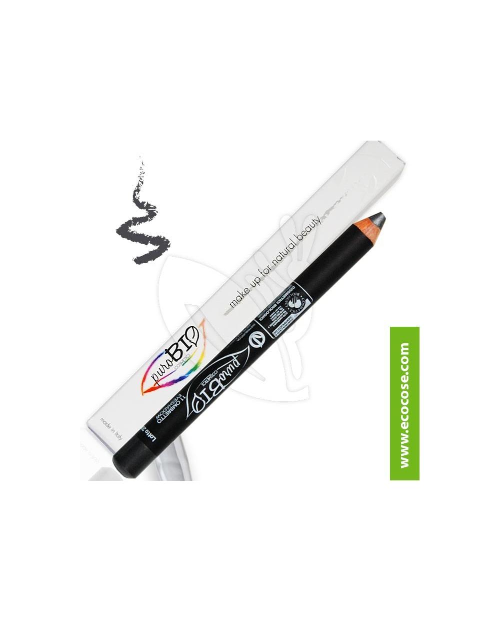 PuroBIO Cosmetics - Matitone Biologico Occhi 11 Grigio Scuro