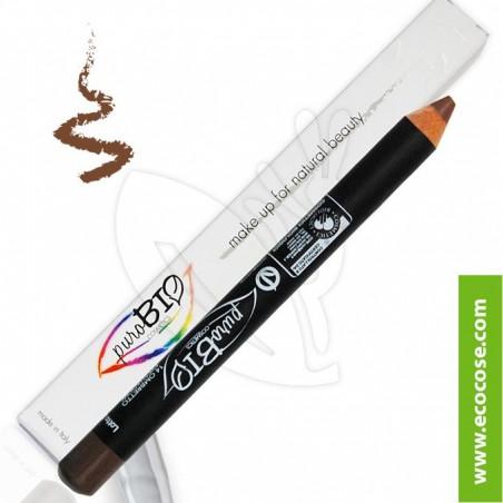 PuroBIO Cosmetics - Matitone Biologico Occhi/Sopracciglia 14 Marrone