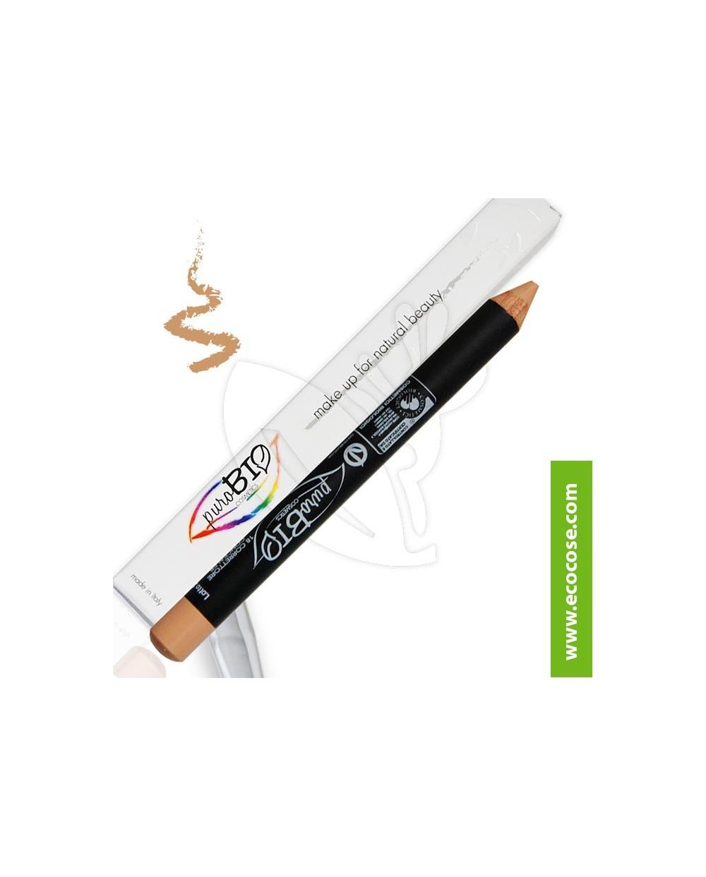 PuroBIO Cosmetics - Matitone Biologico Correttore 18 Beige Aranciato