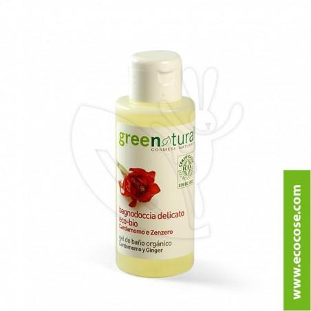 Greenatural - Bagnodoccia delicato Cardamomo e Zenzero 100 ml
