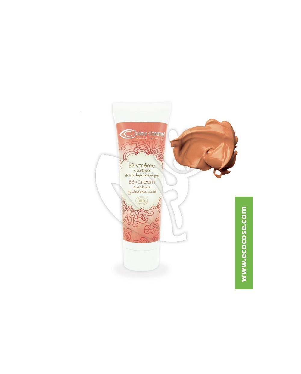Couleur Caramel - BB Cream Beige Halé 13