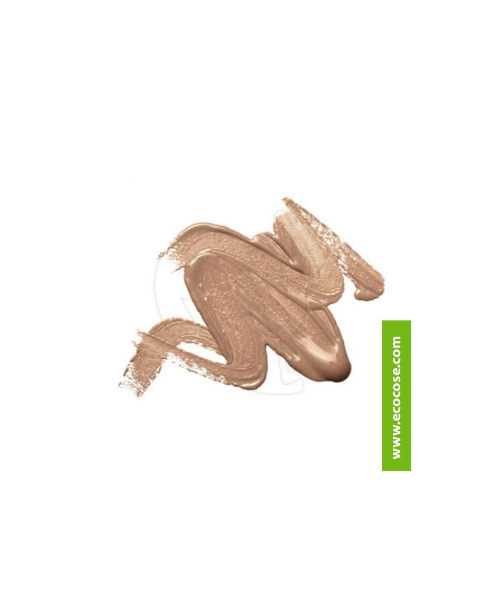 Couleur Caramel - Fondotinta fluido Hydracoton - Pétale de ros 15