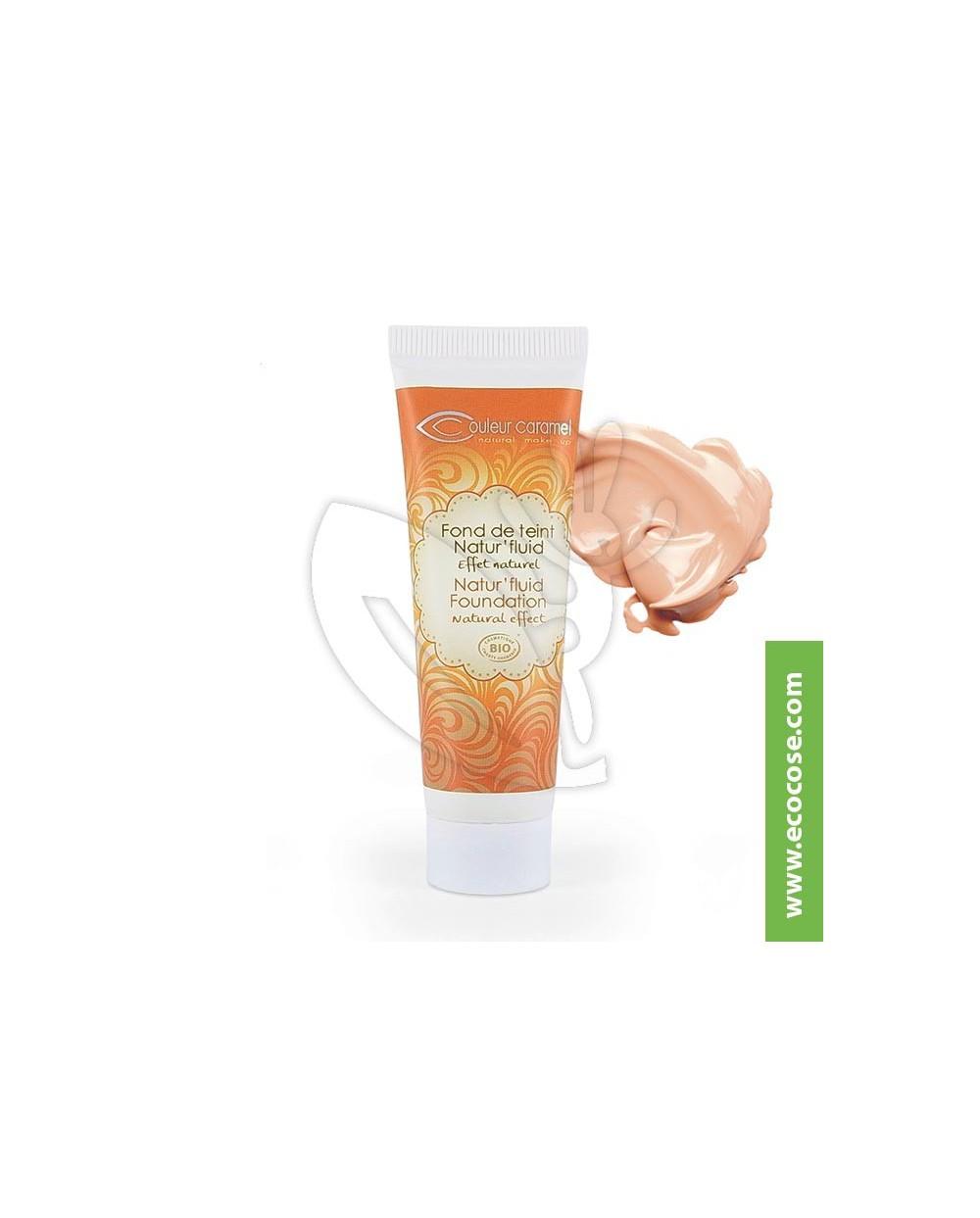 Couleur Caramel - Fondotinta Natur' Fluid - Beige Naturel 12