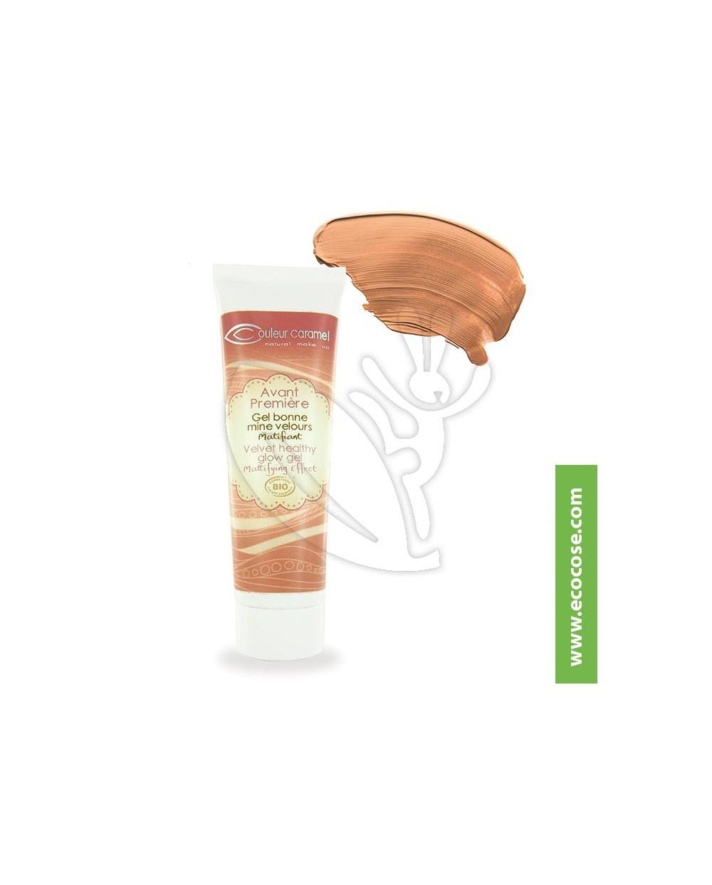 Couleur Caramel - Avant première Gel Bonne Mine Velours - Caramel 63