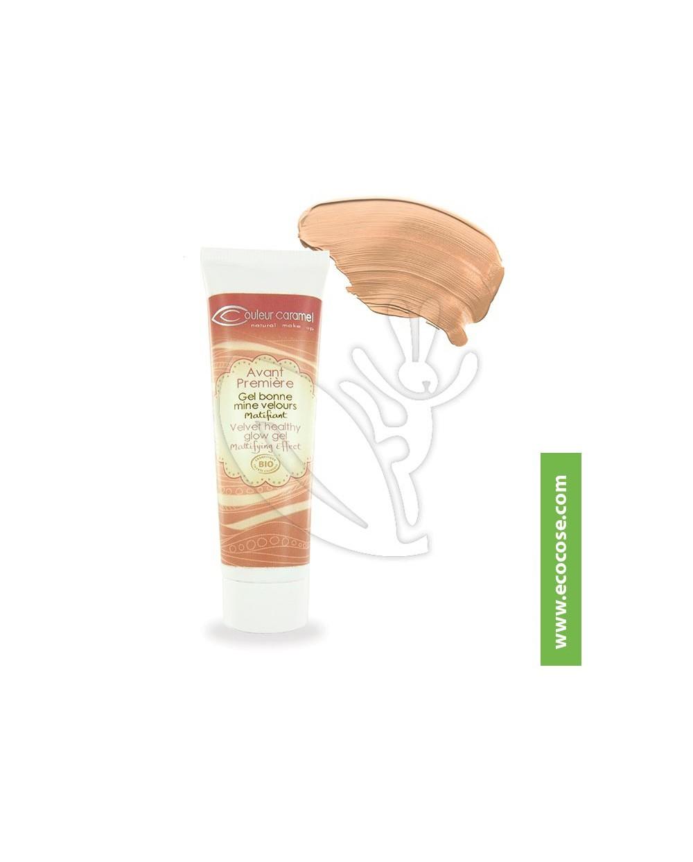 Couleur Caramel - Avant première Gel Bonne Mine Velours - Sable Chaud 61