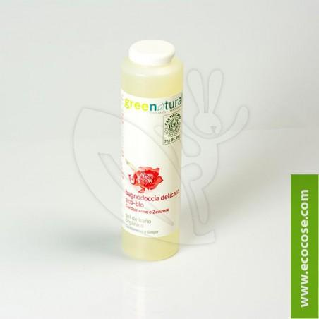 Greenatural - Bagnodoccia delicato Cardamomo e Zenzero 250 ml