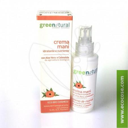 Greenatural - Crema mani