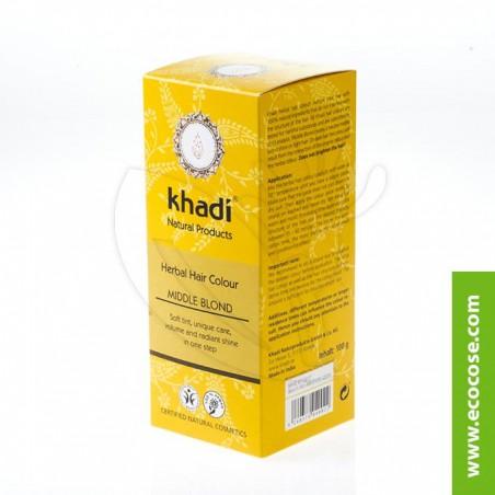 Khadi - Mix vegetale Biondo Medio (Henné Biondo Medio)