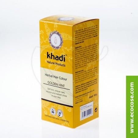 Khadi - Mix vegetale Biondo Dorato (Henné Biondo Dorato)