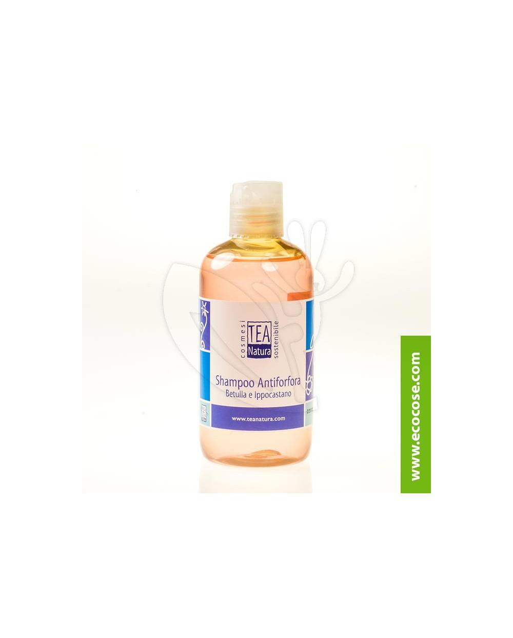 Tea Natura - Shampoo antiforfora Betulla e Ippocastano
