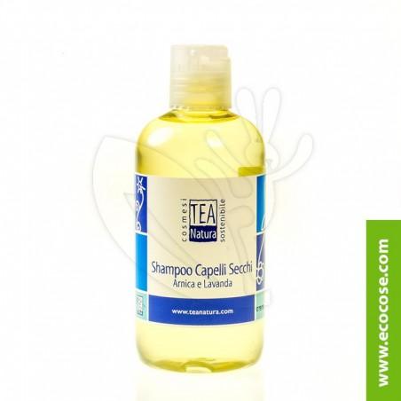 Tea Natura - Shampoo capelli secchi Arnica e Lavanda