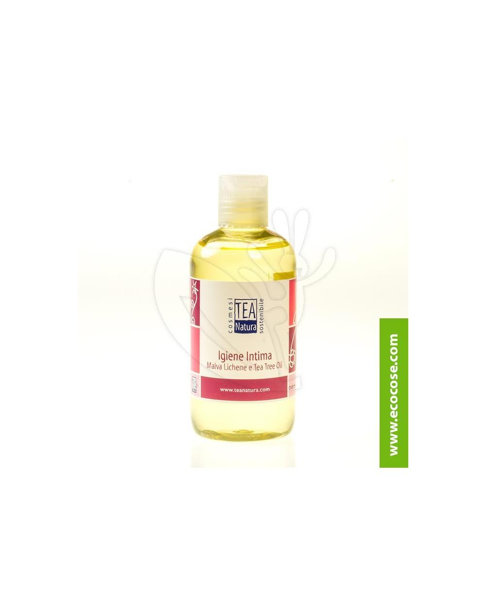 Tea Natura - Detergente intimo Malva, Lichene e Tea Tree Oil