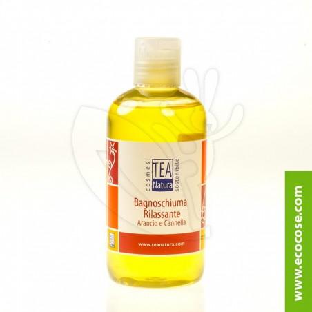 Tea Natura - Bagnoschiuma rilassante Arancio e Cannella