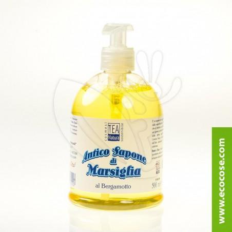 Tea Natura - Sapone marsiglia liquido al Bergamotto