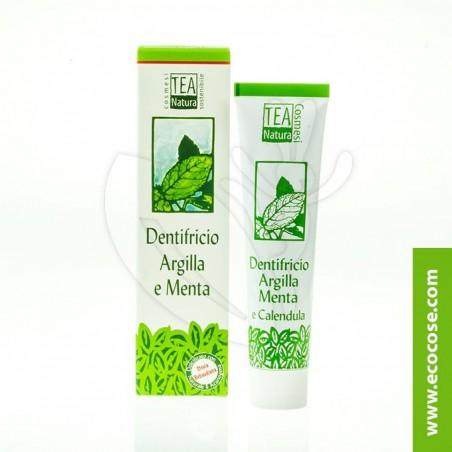 Tea Natura - Dentifricio Argilla e Menta
