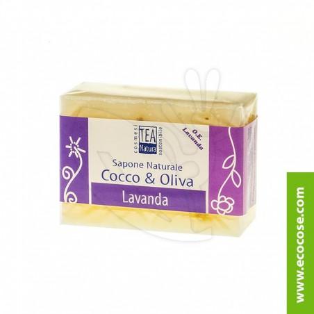 Tea Natura - Sapone naturale Cocco e Oliva con Lavanda