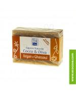 Tea Natura - Sapone naturale Cocco e Oliva con Argan e Ghassoul