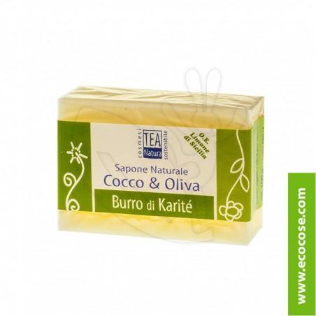 Tea Natura - Sapone naturale Cocco e Oliva con Karité