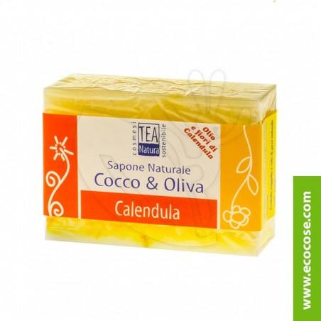 Tea Natura - Sapone naturale Cocco e Oliva con Calendula