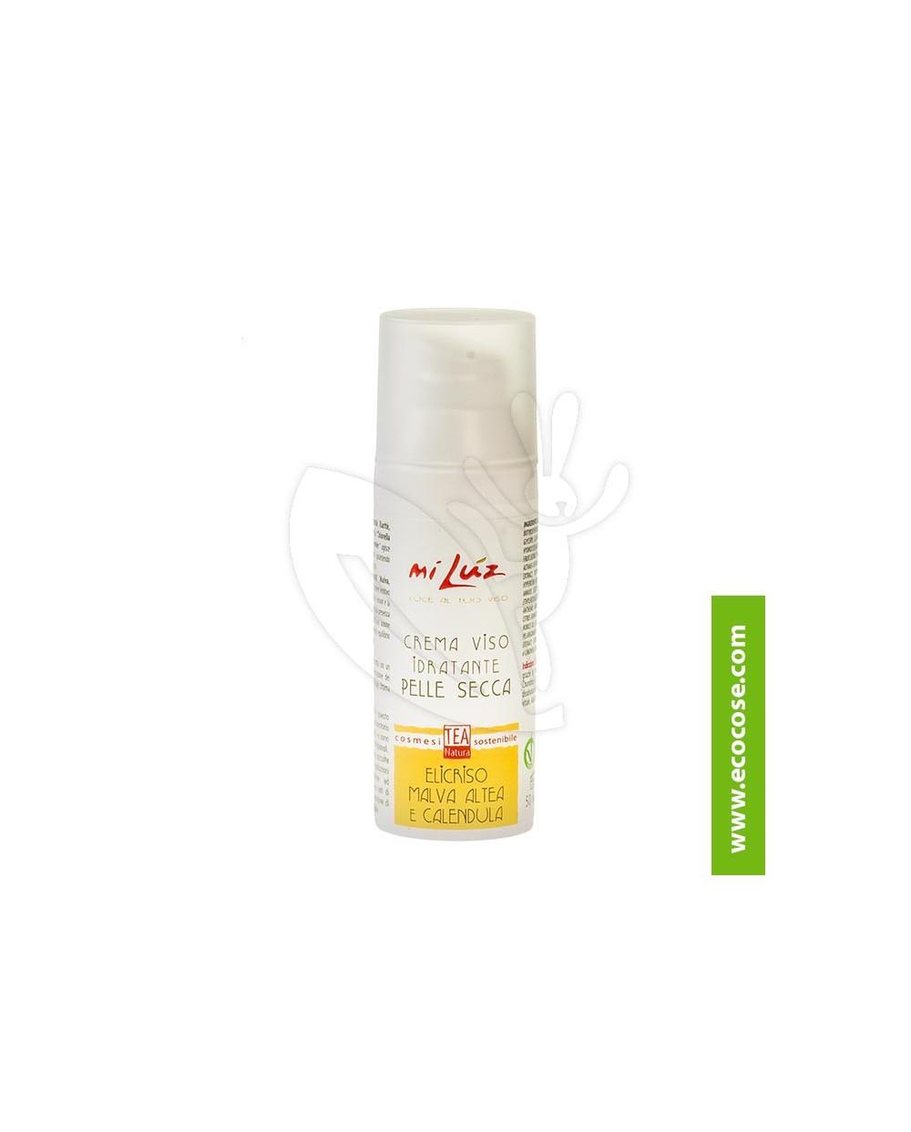 Tea Natura - Mi Lùz Crema viso idratante pelle secca