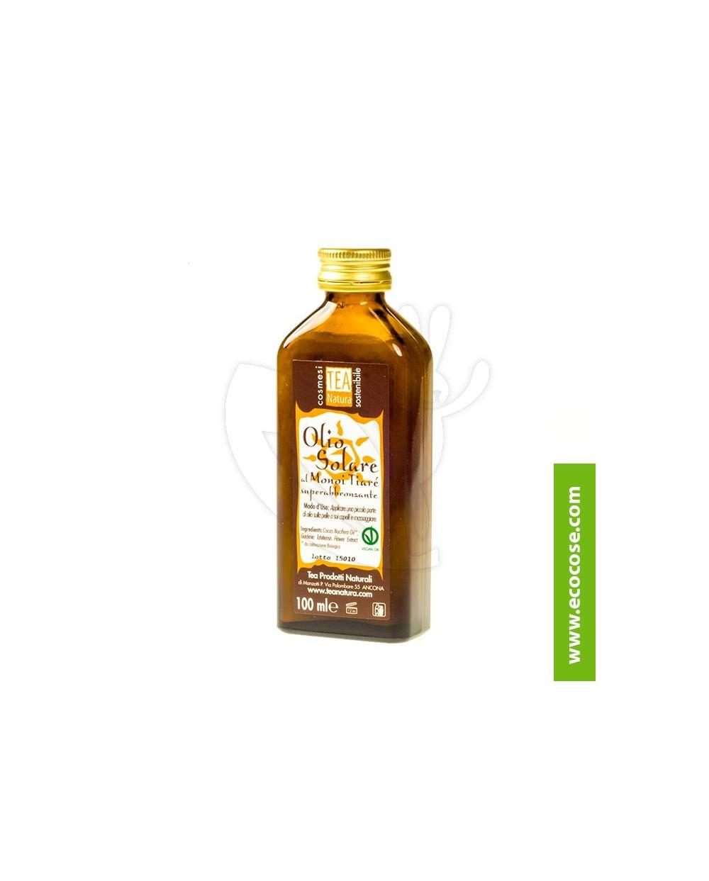 Tea Natura - Olio solare al Monoi Tiaré