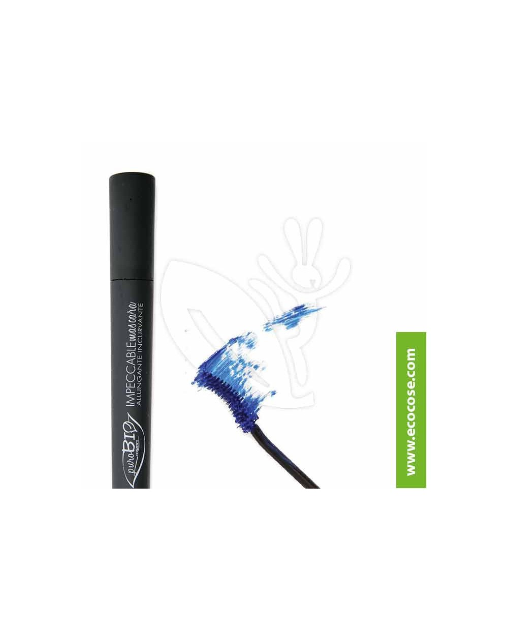 PuroBIO Cosmetics - Mascara Impeccabile Biologico 02 Blu