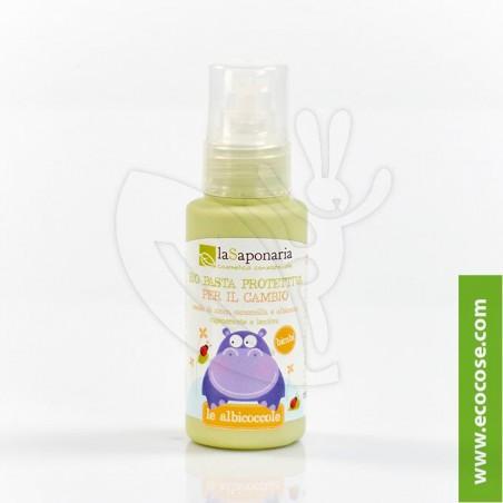 La Saponaria - Le Albicoccole - Bio Pasta protettiva per il cambio