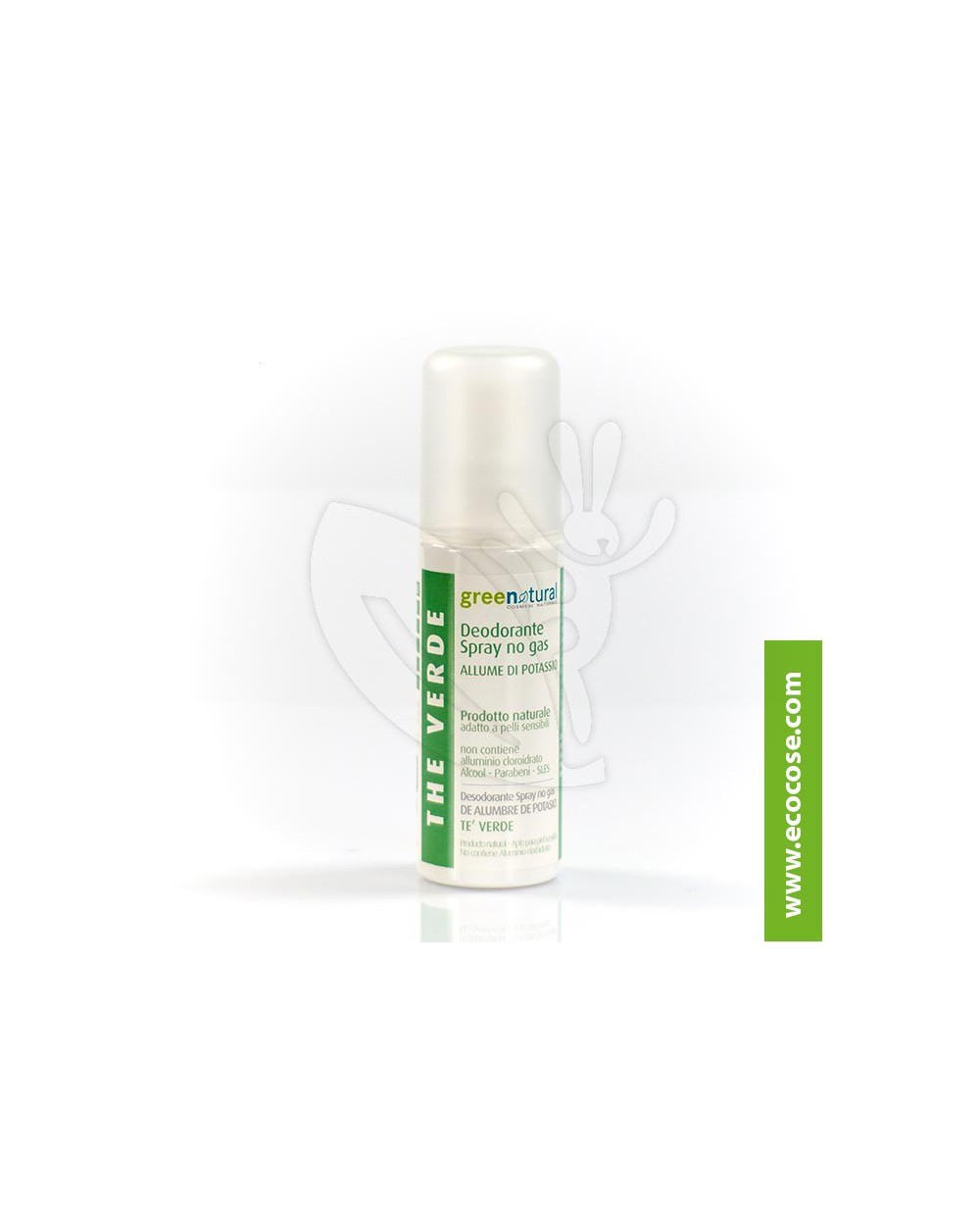 Greenatural - Deodorante Spray THE VERDE