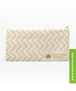 Biofficina Toscana - Trousse in cotone naturale