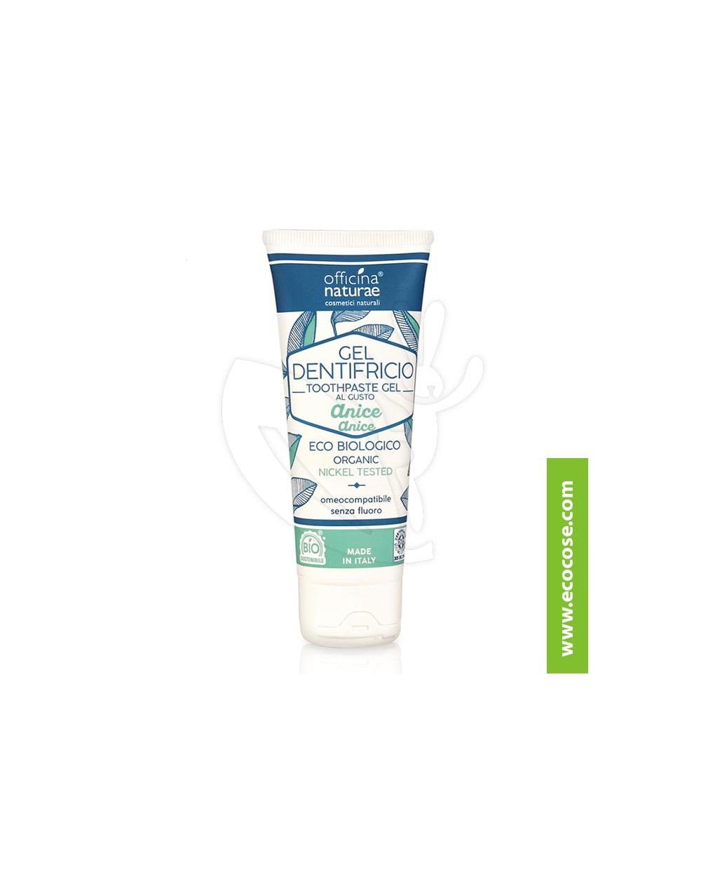 Officina Naturae - Gel dentifricio naturale ANICE
