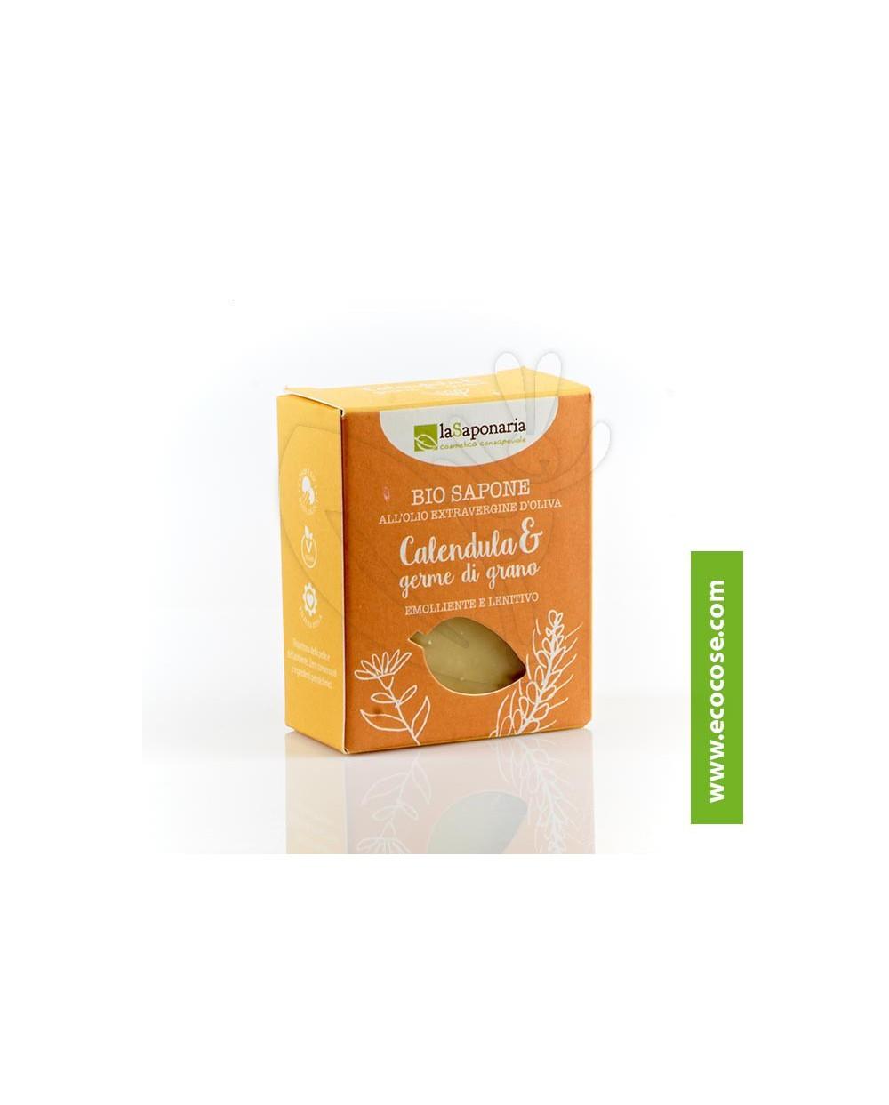 La Saponaria - Sapone calendula e germe di grano