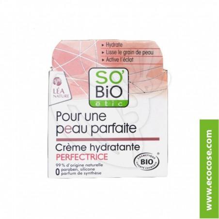 So' Bio Étic - Pelle Perfetta - Crema idratante perfezionatrice
